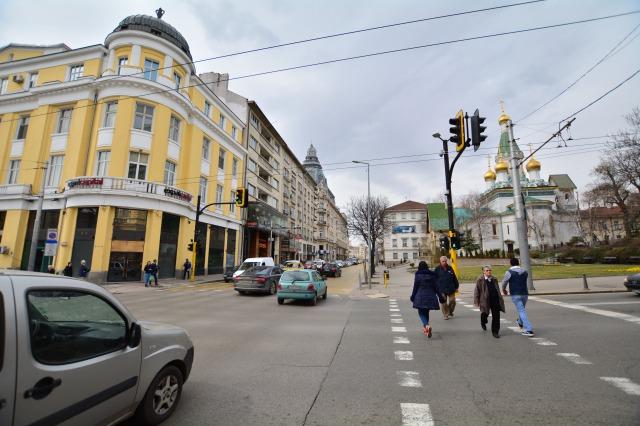 ソフィアの街