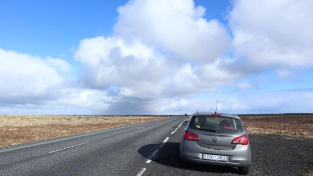 アイスランドレンタカーの旅