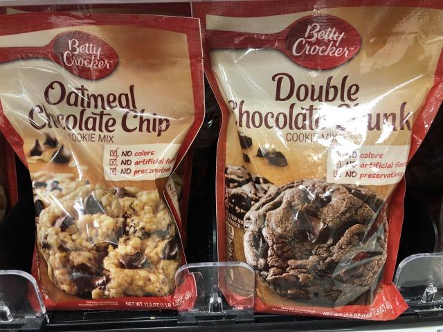 手作りクッキーミックス