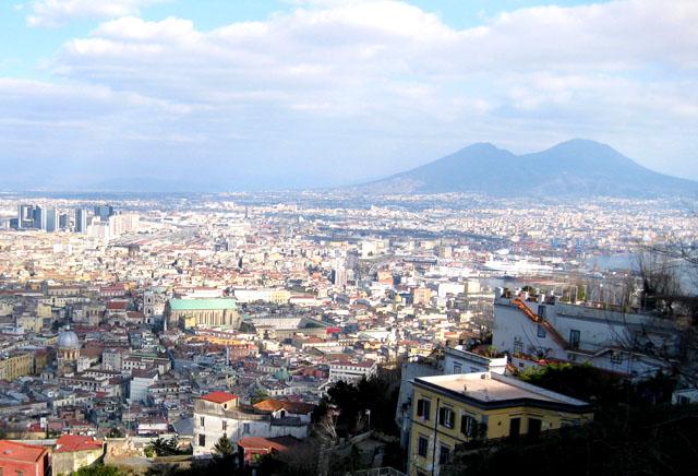 イタリア ナポリ