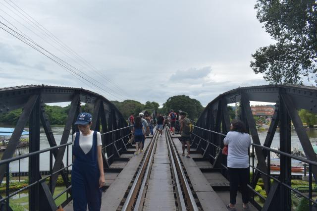 カンチャナプリの橋