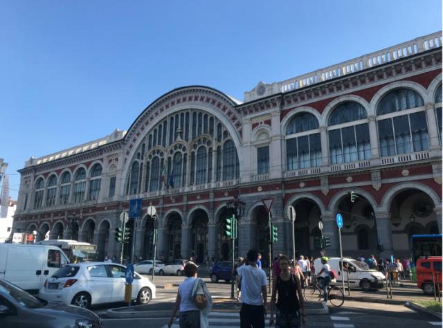 ポルタ・ヌォーバ駅