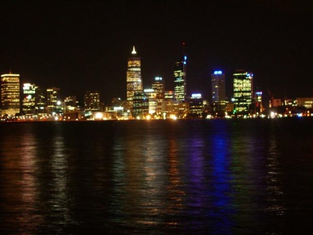 西オーストラリア州 夜景