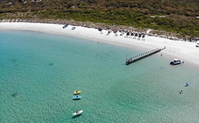 西オーストラリア州 海