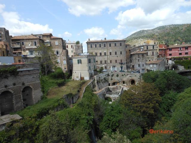 イタリア ティボリ