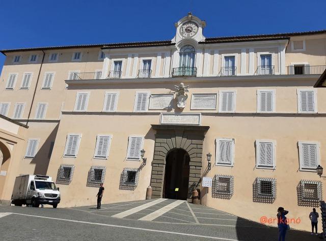 イタリア 教皇宮殿