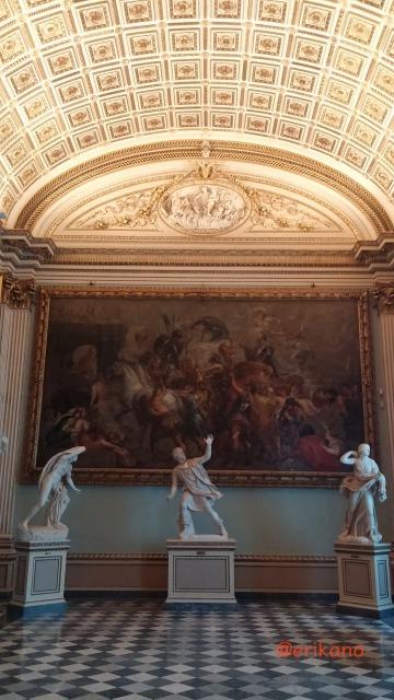 イタリア ウッフィツィ美術館