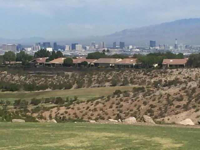 ラスベガスのゴルフ場