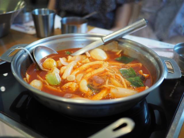美味しい韓国料理