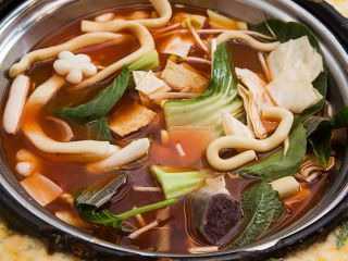 トゥッキの鍋