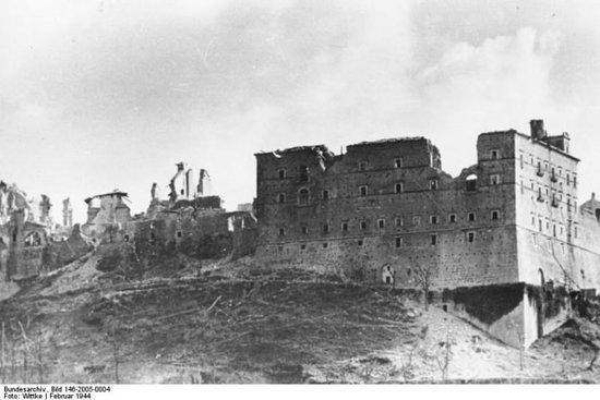 イタリア モンテ・カッシーノ 歴史