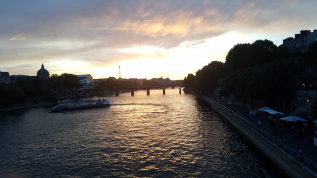 セーヌ川の写真