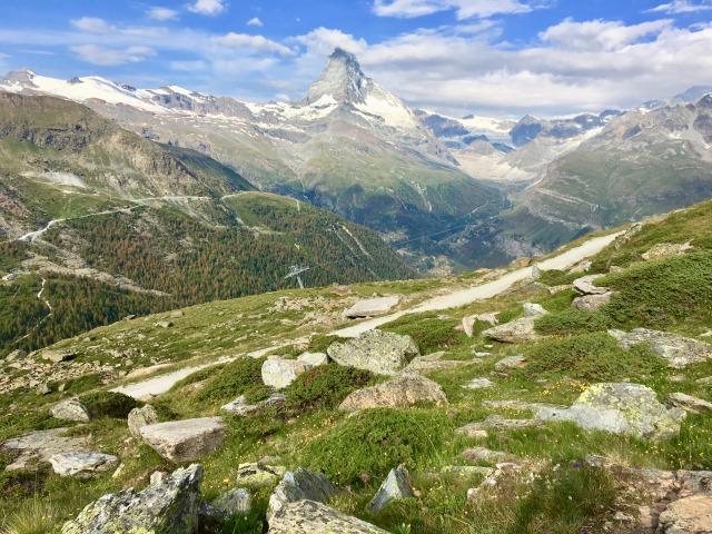 ツェルマットハイキング