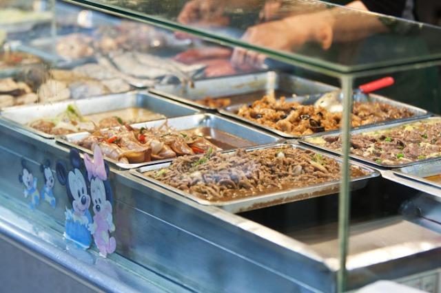 台北の食べ物