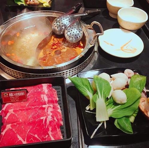 美味しい台湾火鍋