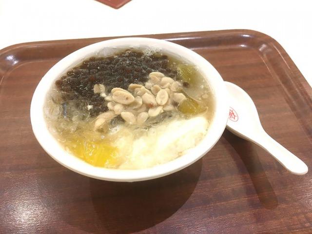 ソウルフード豆花