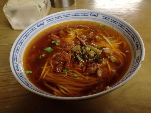 ローカル麺