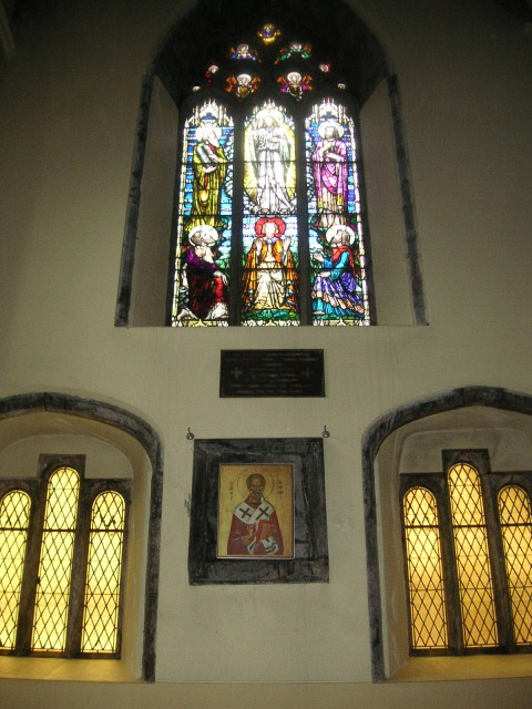 セントニコラス教会1