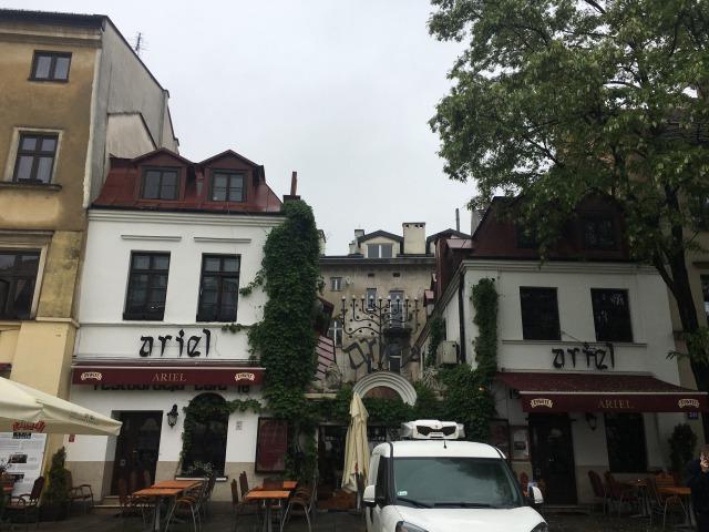 クラクフのレストラン
