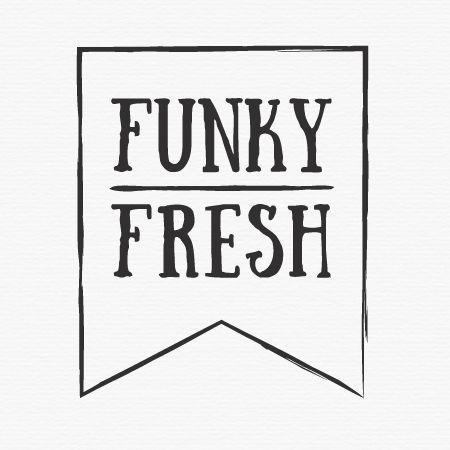 branding funky fresh