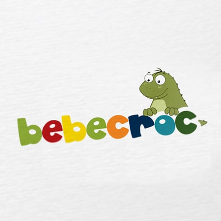 Bebecroc - identitate vizuala