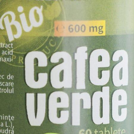 Design de ambalaj Cafea verde