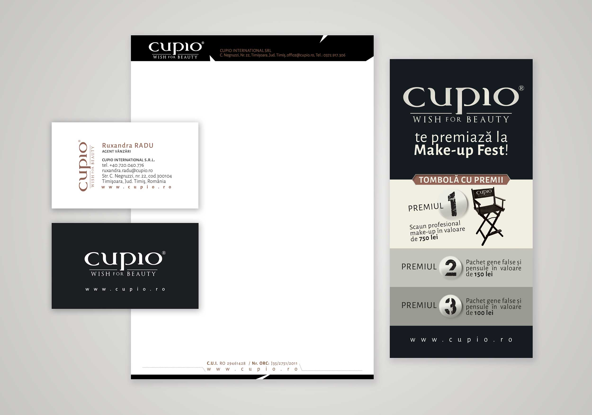 branding cupio