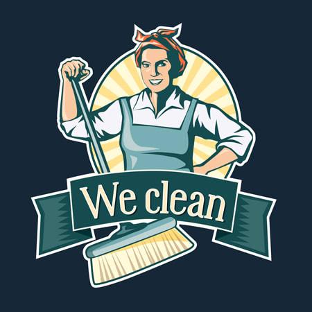We clean - identitate vizuala