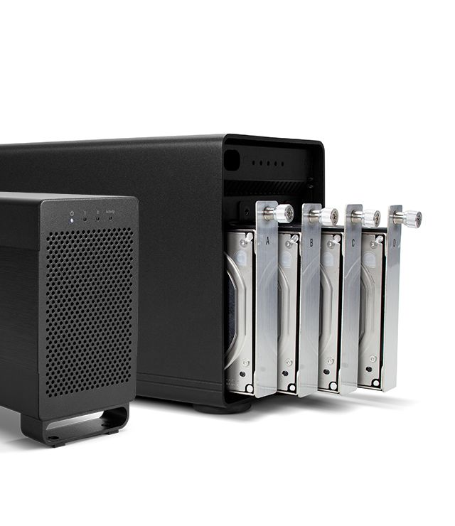 ThunderBolt 2 External Drives