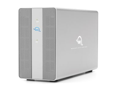 OWC Mercury Elite Pro Dual with 3-Port Hub