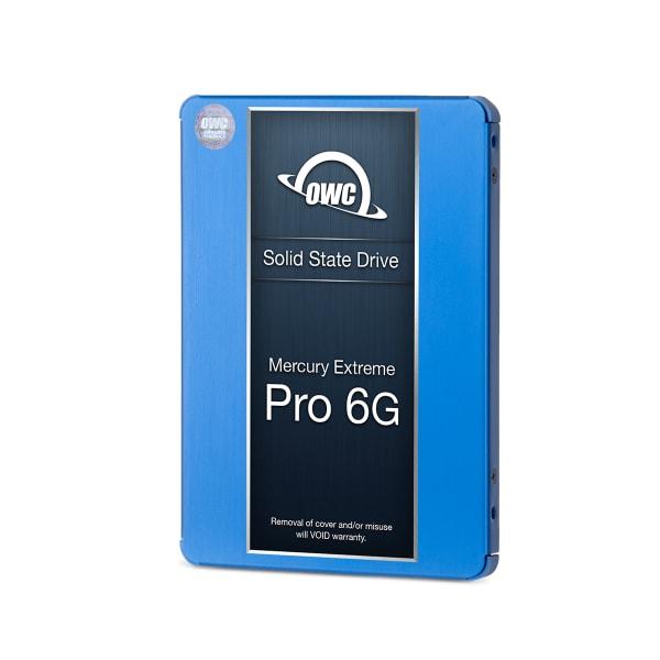 OWC Mercury Extreme Pro 6G 2.5-inch SATA SSDs