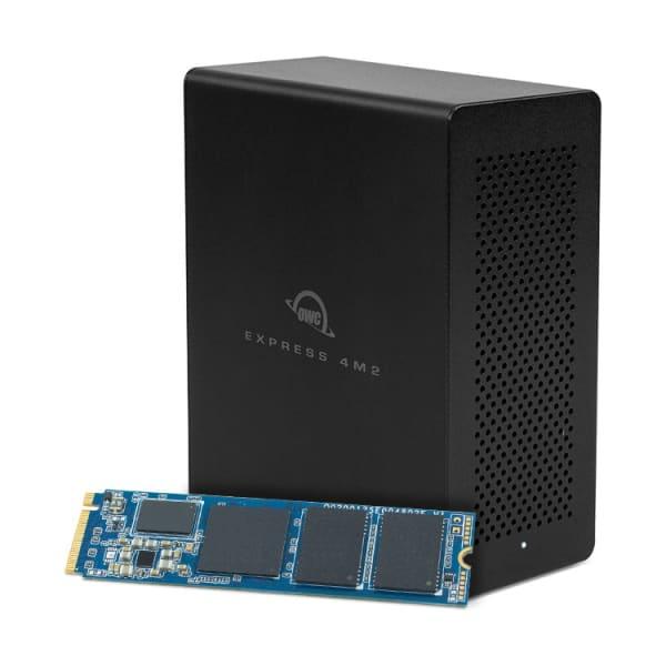 OWC Aura P12 M.2 NVMe SSDs