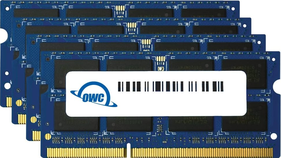 Memory for your MacBook Pro