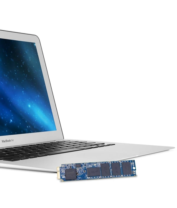 SSD Upgrade Kits for MacBook Air 2012