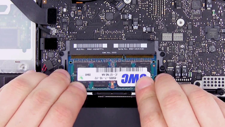 MacBook Pro Memory Upgrade Kits (2008, 2009 and 2010)