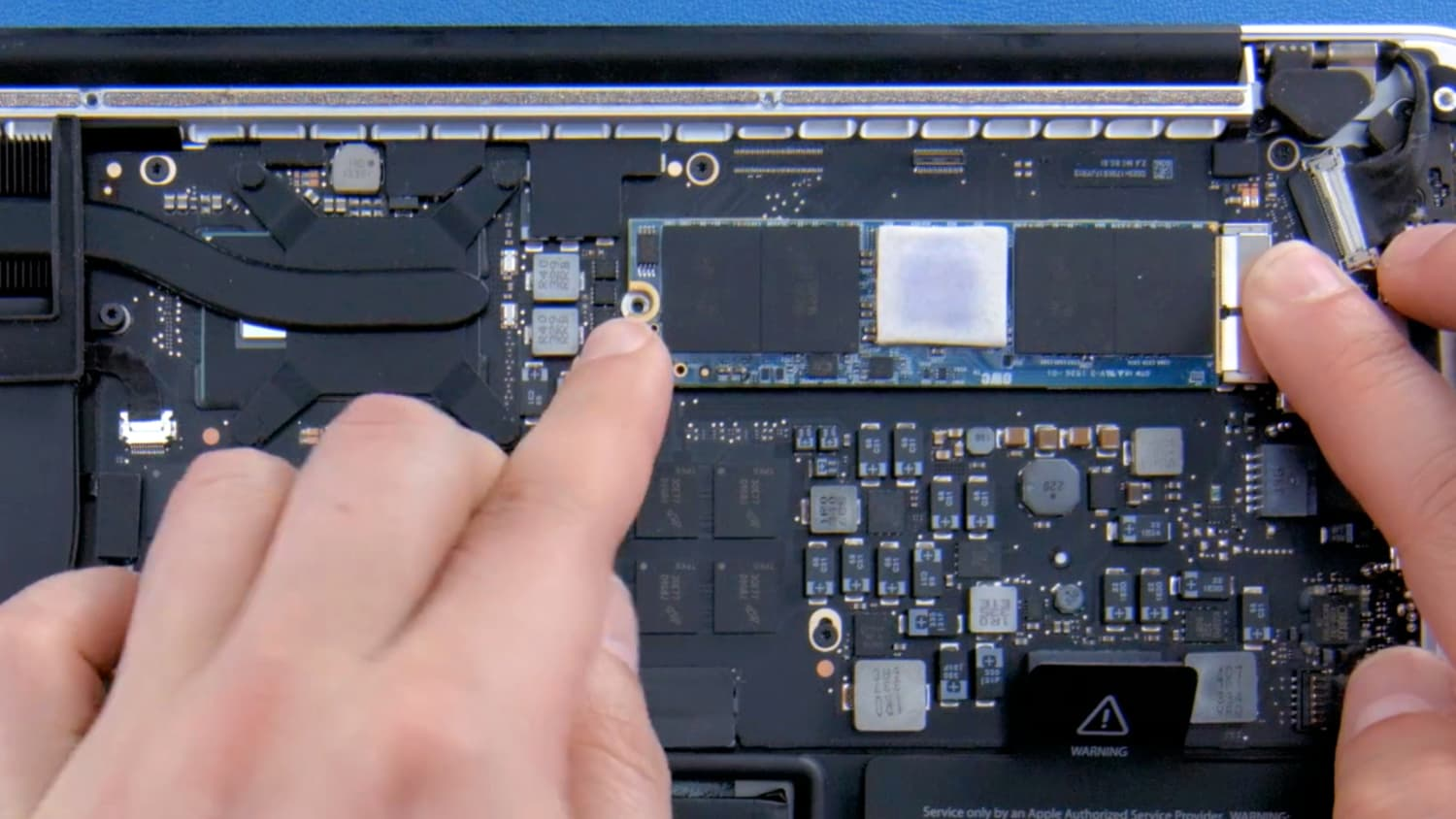 SSD Upgrade for MacBook Pro Retina Display 2013-2015
