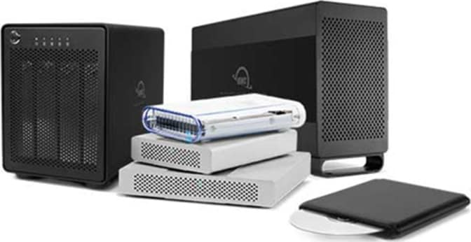 mac thunderbolt hard drive enclosure