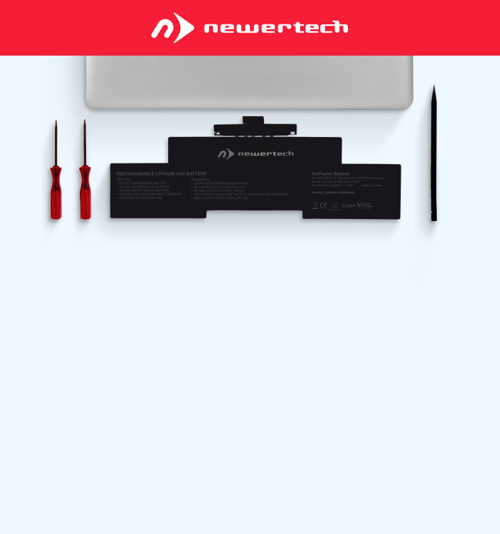 NewerTech NuPower Batteries