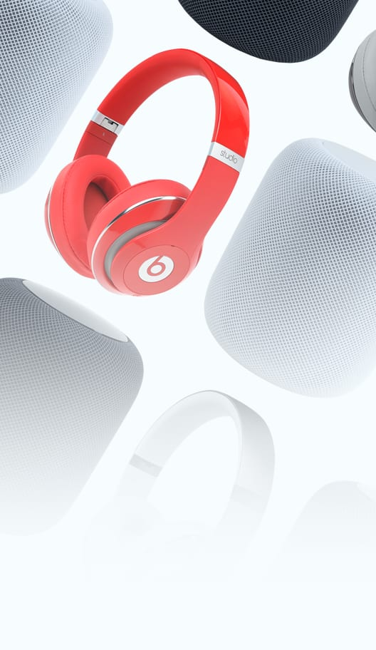 Incredible Savings on Beats, HomePod, Monster + More