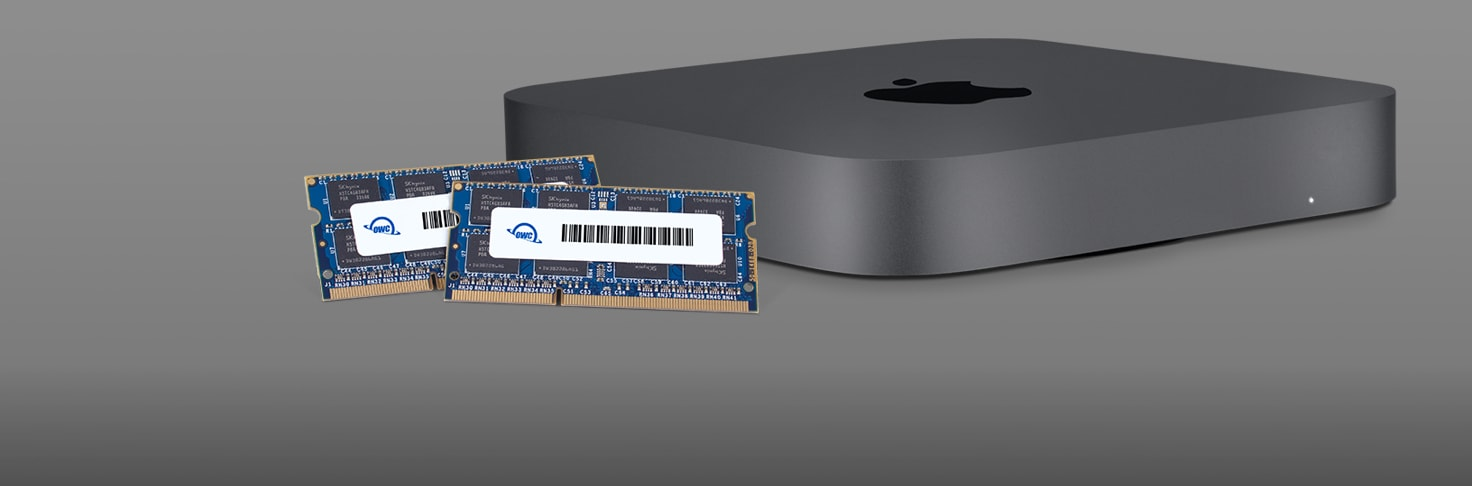 NEW! Memory Options for Mac mini up to 64GB
