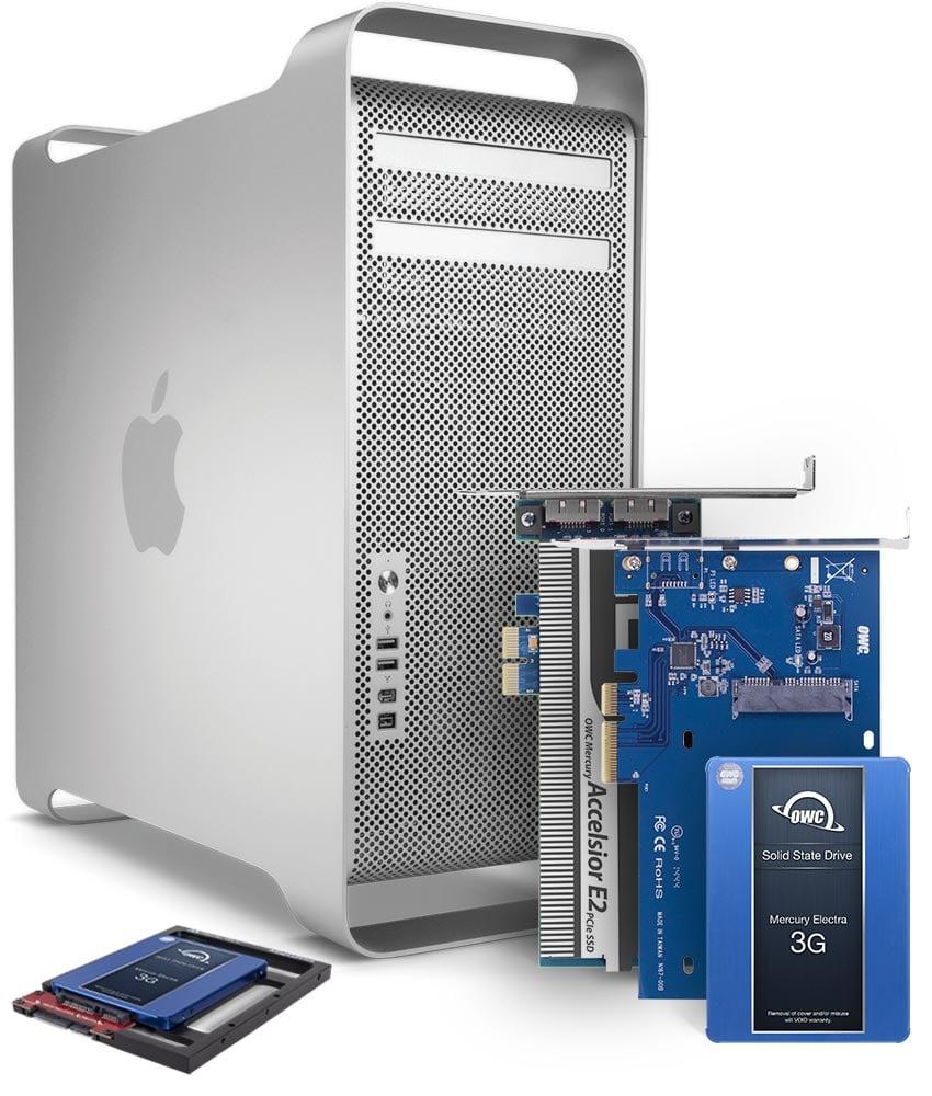 Ssd Upgrade Kits For Apple Mac Pro 2006 2007