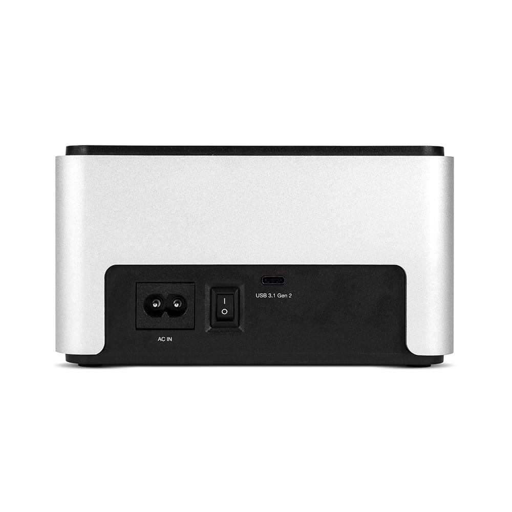 OWC Drive Dock with USB 3.1 Gen 2 Type-C Rear