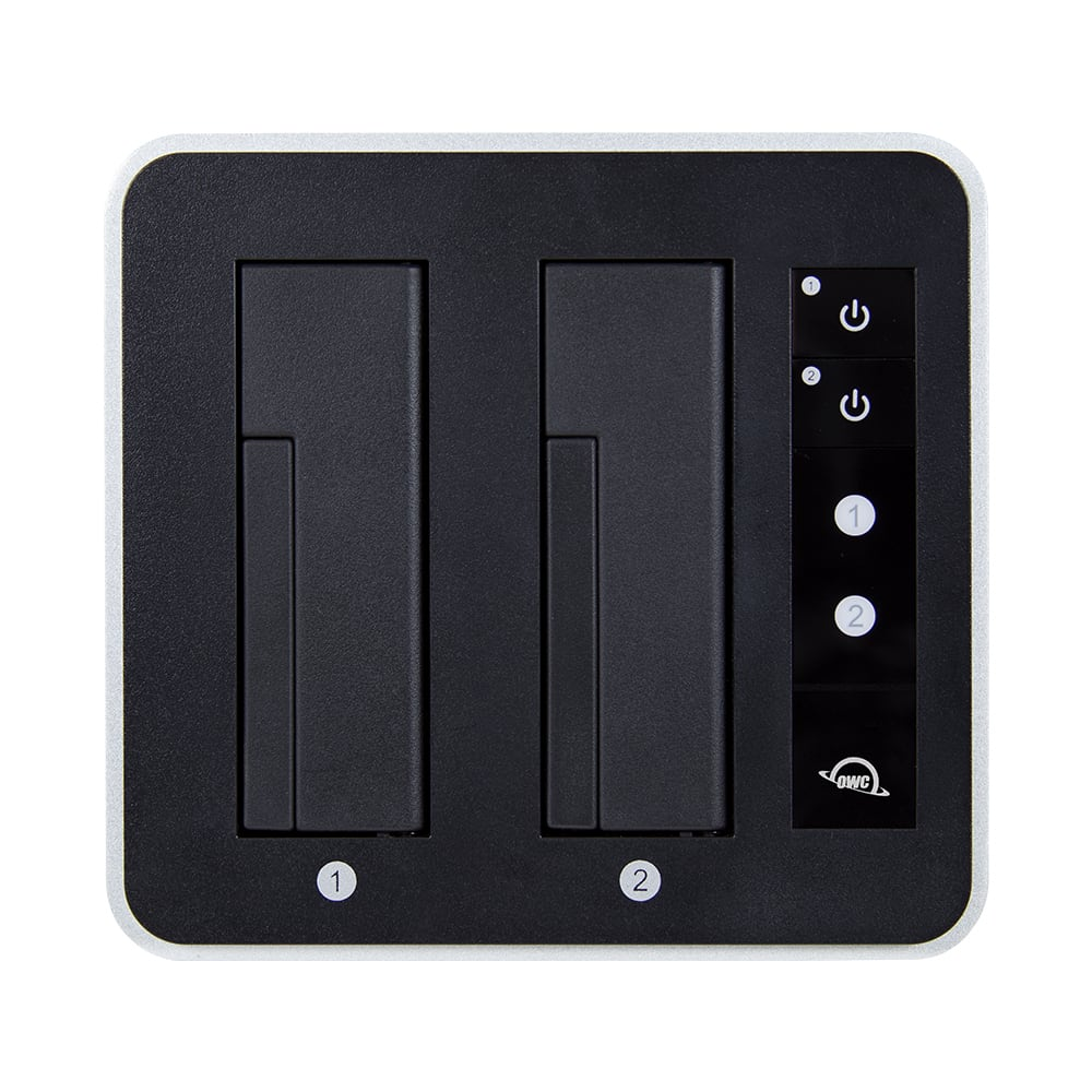 OWC Drive Dock Top