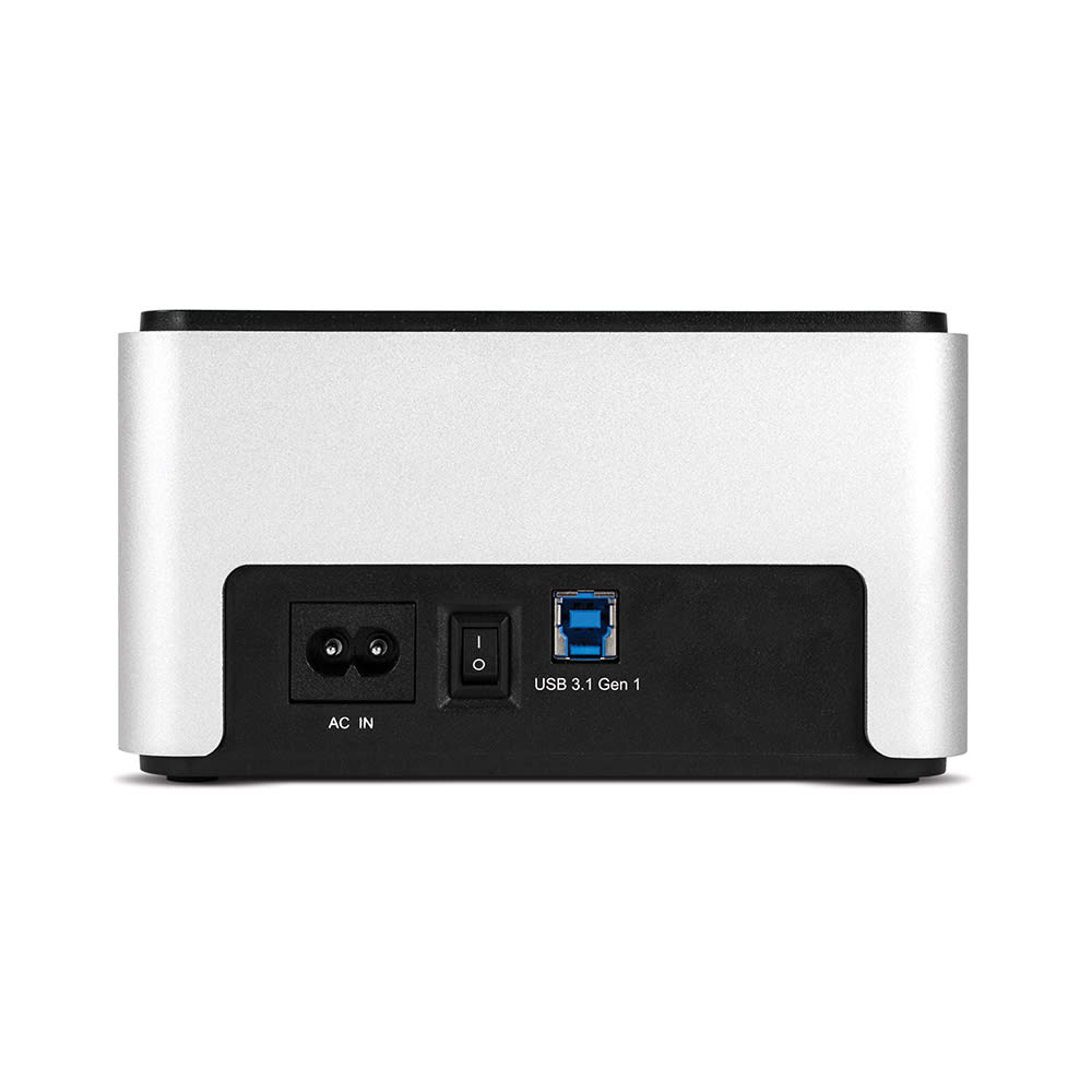 OWC Drive Dock with USB 3.1 Gen 1 Back
