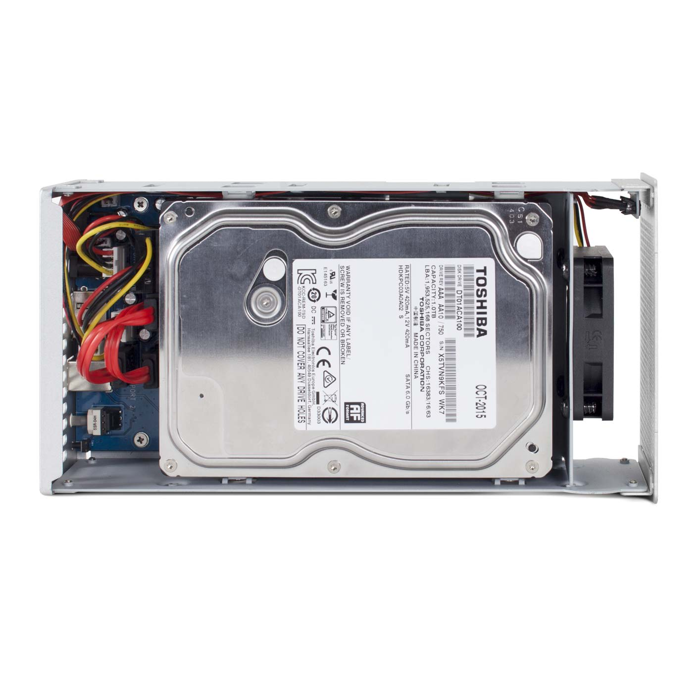 OWC Mercury Elite Pro Dual Internal HDD