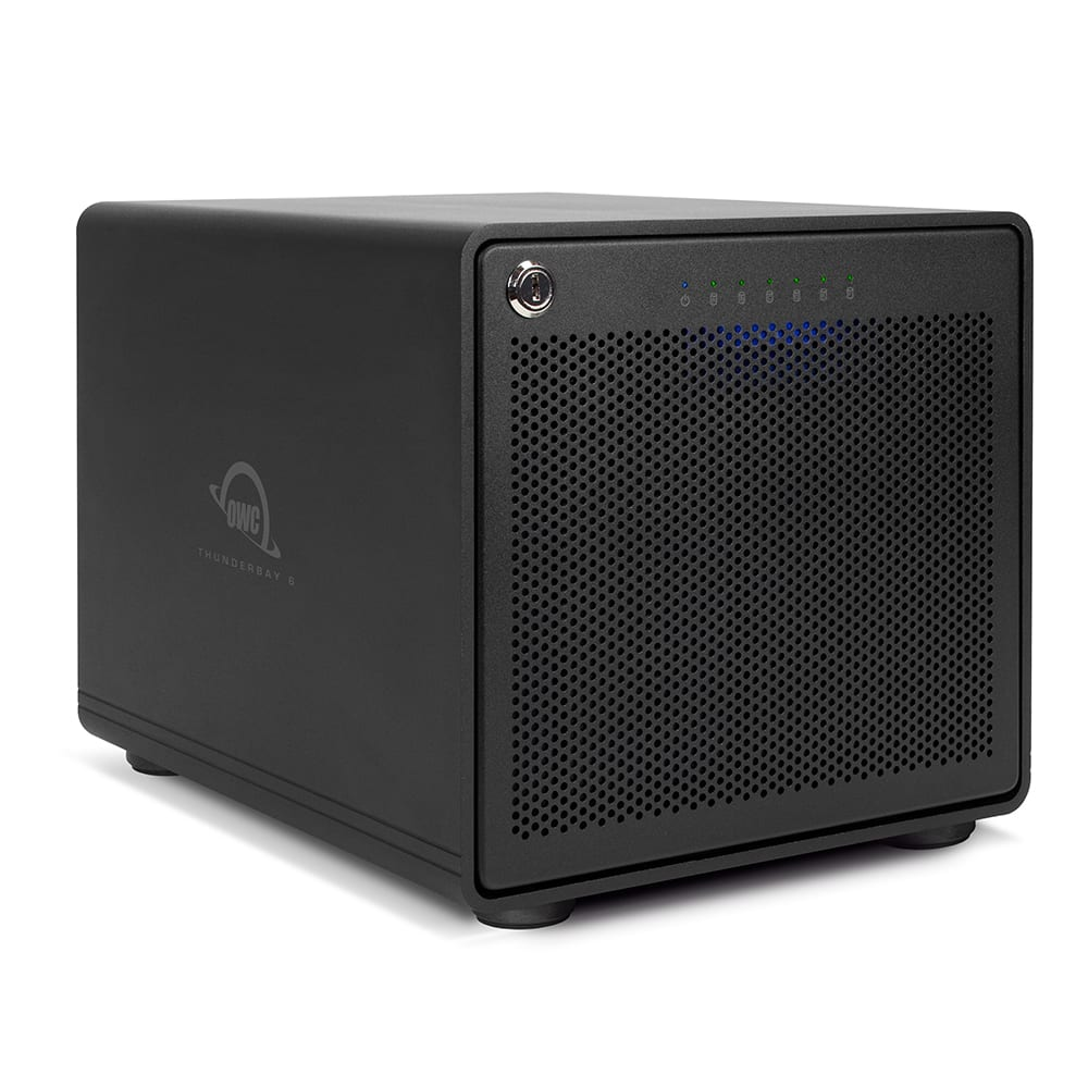 Thunderbolt 3 External Drives