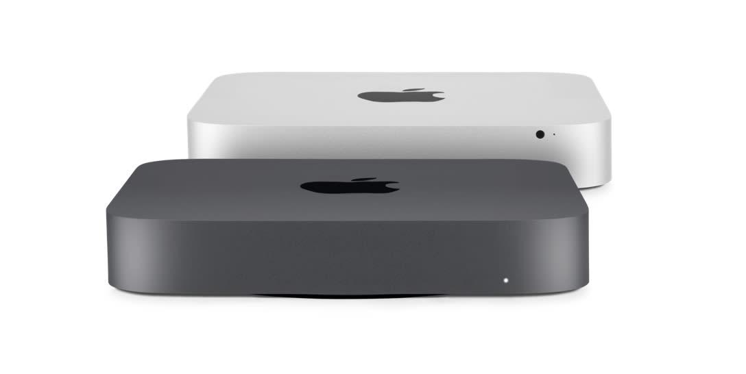 Mac mini 2020 ram