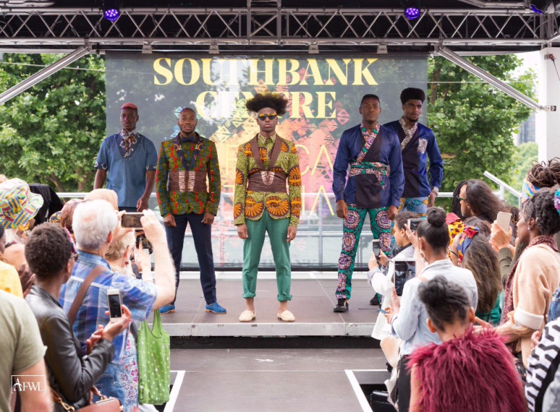 Africa Fashion Week London 2017 designers shine at Africa Utopia