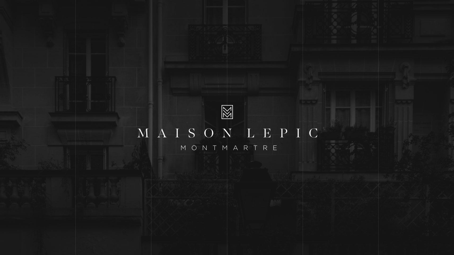 Maison Lepic, Montmartre - 0