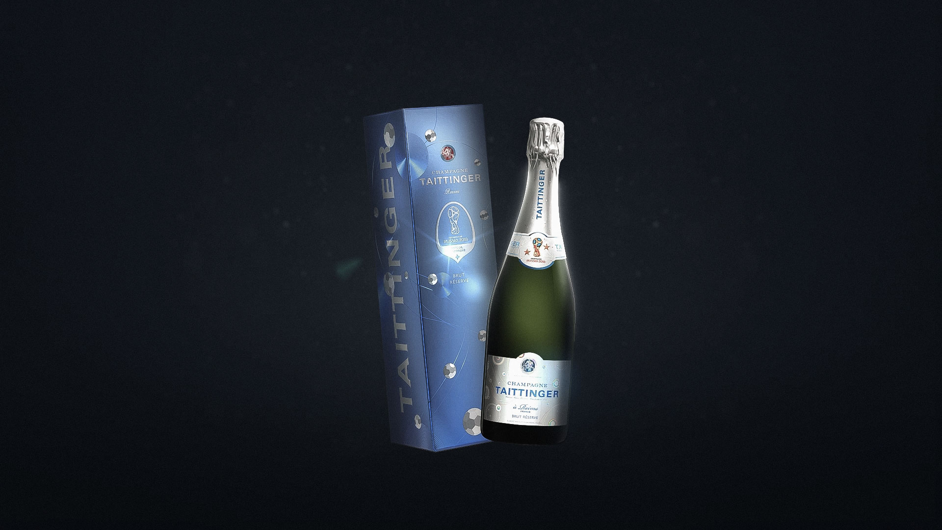 Champagne Taittinger - 1
